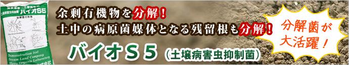 バイオS5紹介ページ